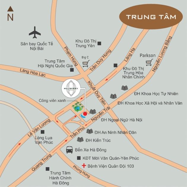 Chung cư Mulberry Lane